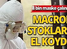 Fransa'da corona virüsü paniği!
