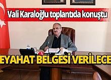 Antalya'da İl İdare Kurulu koronavirüs gündemiyle toplandı
