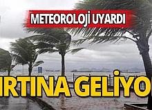 Antalyalılar dikkat: Fırtına geliyor