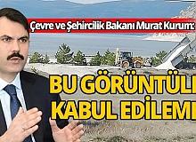 Çevre Bakanı Murat Kurum'dan Salda Gölü açıklaması!