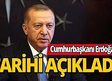 Cumhurbaşkanı Erdoğan: İkitelli Şehir Hastanesi'nin ilk etabını 20 Nisan'da hizmete alıyoruz