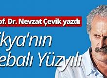 """Prof. Dr. Nevzat Çevik: """"Likya'nın Vebalı Yüzyılı"""""""
