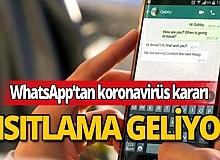 Whatsapp mesajlarına kısıtlama geliyor!