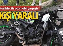 Antalya'da feci kaza: 1 yaralı