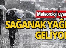 Antalyalılar dikkat: Kuvvetli yağış geliyor!