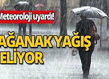 Antalyalılar dikkat: Sağanak yağış geliyor