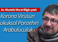 "Av. Mustafa Murat Bilgin: ""Korona Virüsün Hukuksal Panzehiri Arabuluculuk"""