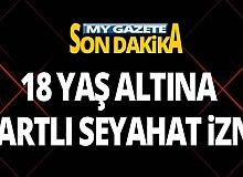 """İçişleri Bakanlığı, 81 il valiliğine """"Şehir Giriş/Çıkış Seyahat Kısıtlaması"""" konulu genelge"""