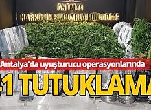 Karantinaya alınan Zeytinköy'de 41 tutuklama