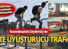 Mustafa Kozak Zeytinköy'deki karantinanın hikayesini yazdı