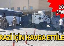 Şanlıurfa'da akraba kavgası: 2 ölü, 6 yaralı