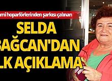 Selda Bağcan'dan kınama mesajı!