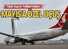 THY'den 19 Mayıs'a özel uçuş