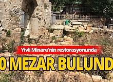 Yivli Minare zamana meydan okuyor!