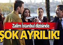 Zalim İstanbul dizisinin başrol oyuncusu diziden ayrıldı!