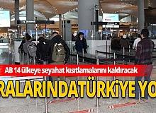 Avrupa Birliği'nden, Türkiye'ye seyahat vizesi çıkmadı