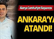Alanya Cumhuriyet Başsavcısı Yunus Emre, Ankara'ya atandı