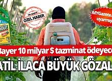 Bayer Türkiye'de peynir ekmek gibi satan katil  ilaç için 10 milyar$ tazminat ödeyecek