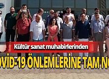 Kültür sanat muhabirleri Antalya'da buluştu