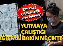450 bin liralık borç kağıdını yutmaya çalışıp kadın polisin parmağını ısırdı