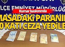 Antalya'da 5 kişiye, 20 bin 360 TL para cezası