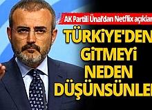 AK Parti'den Netflix açıklaması!