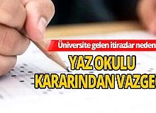 Anadolu Üniversitesi, AÖF yaz okulunun açılmasına karar verdi