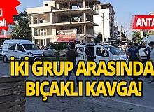 Antalya'da bıçaklı, sopalı kavga: 1 ölü, 6 yaralı
