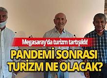 Antalya'da pandemi sonrası turizm masaya yatırıldı