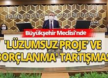 Büyükşehir Belediye Meclisi  3 ay aradan sonra toplandı