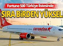 Corendon Airlines çıtayı yükseltti!
