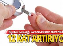 Diyabetik bireyler normalleşme sürecinde de dikkat etmeli!