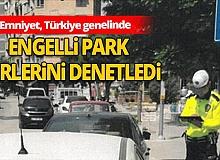 Emniyetten Türkiye genelinde denetleme
