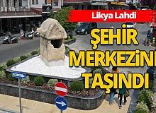 Kaş Limanı'ndaki Lahit yeni yerine taşındı