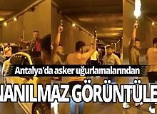 Sağlık Bakanı Koca'nın açıklamasına rağmen Antalya'da dehşete düşüren görüntüler