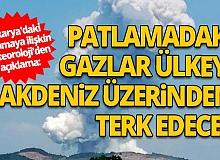 Sakarya'daki patlamaya ilişkin Meteoroloji'den açıklama