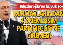 Seçim sonrası Kılıçdaroğlu'na büyük şok!