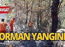 Son dakika Manavgat haberi: Patlayan elektrik panosu orman yangınına sebep oldu