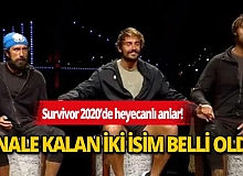 Survivor 2020'de finale kalan iki isim belli oldu