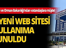 Tarım ve Orman Bakanlığı, vatandaşların bilgi sahibi olması maksadıyla 2 yeni web sitesini kullanıma sundu