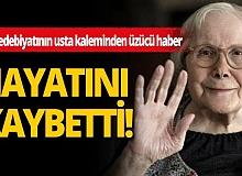 Türk edebiyatının usta kalemi Adalet Ağaoğlu, 91 yaşında hayatını kaybetti