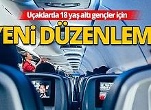 Türk Hava Yolları'ndan 18 yaş altı gençlerle ilgili açıklama