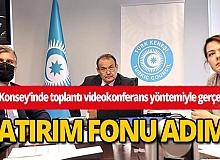 Türk Konseyi'nde önemli Yatırım Fonu adımı