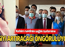 Türkiye'nin sağlık turizmi açısından ön plana çıktı