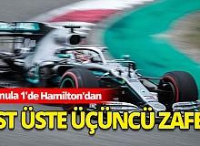 2020 Formula 1 Dünya Şampiyonası'nda sezonun dördüncü etabı sona erdi