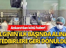Ankara'da zorunlu olmayan hasta yatışları ertelendi