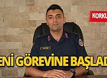 Antalya'da Korkuteli İlçe Jandarma Yeni Komutanı görevine başladı