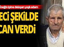 Antalya Gazipaşa haber: İneğin ipine dolaşan yaşlı adam hayatını kaybetti