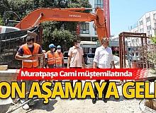 Antalya Haber: Başkan Ümit Uysal Muratpaşa Camii'nde inceleme yaptı!