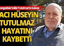 Antalya Haber: Vali Tutulmaz'ın acı günü